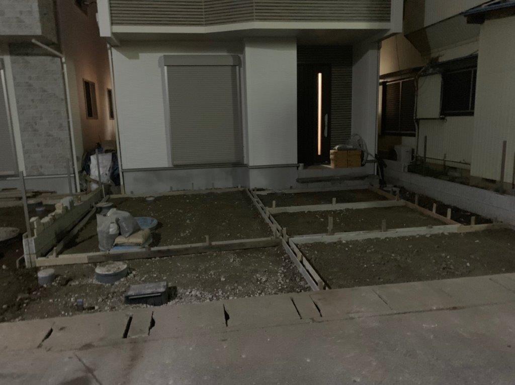 施工前の状態